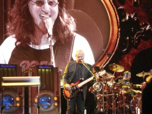 Rush, Time Machine Tour in Vancouver